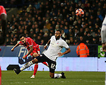 Philippe Coutinho of Liverpool scores in injury time to make the score 1-2 - FA Cup Fourth Round replay - Bolton Wanderers vs Liverpool - Macron Stadium  - Bolton - England - 4th February 2015 - Picture Simon Bellis/Sportimage