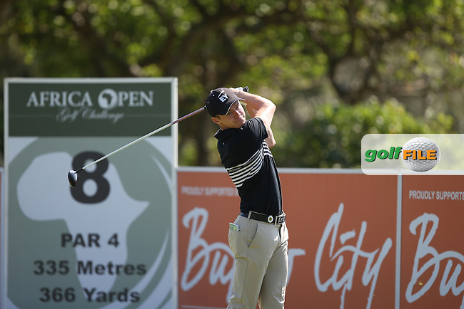Daan Huizing (NED) during Round One of the Africa Open 2015 at the East London Golf Club, East London, Eastern Cape, South Africa. Picture:  David Lloyd / www.golffile.ie. 05/03/2015