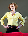 Passion Play by Peter Nichols, directed by David Leveaux. With Samantha Bond as Nell. Opens at The Duke of York's Theatre on 7/5/13. CREDIT Geraint Lewis