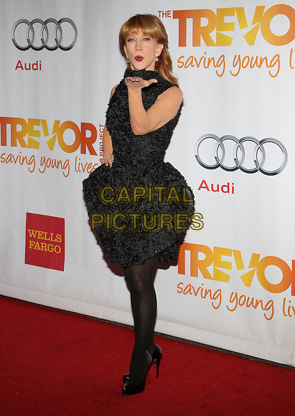HOLLYWOOD, CA - DECEMBER 08: Kathy Griffin at the TrevorLIVE Los Angeles Benefit celebrating The Trevor Project's 15th anniversary at the Hollywood Palladium on December 8, 2013 in Hollywood, California.CAP/ADM/KB<br /> &copy;Kevan Brooks/AdMedia/Capital Pictures