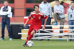 12 January 2016: Alex Morrell (North Florida). The adidas 2016 MLS Player Combine was held on the cricket oval at Central Broward Regional Park in Lauderhill, Florida.