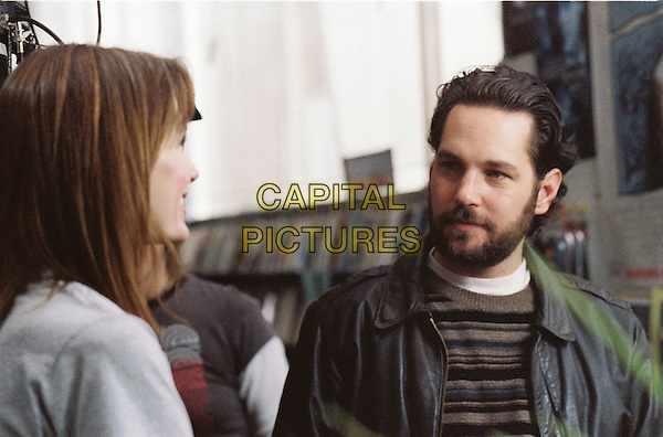 MISCHA BARTON & PAUL RUDD.in The OH in Ohio.*Editorial Use Only*.www.capitalpictures.com.sales@capitalpictures.com.Supplied by Capital Pictures.
