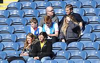 Blackburn Rovers fans enjoy the pre-match atmosphere <br /> <br /> Photographer Kevin Barnes/CameraSport<br /> <br /> The EFL Sky Bet Championship - Blackburn Rovers v Huddersfield Town - Saturday 19th October 2019 - Ewood Park - Blackburn<br /> <br /> World Copyright © 2019 CameraSport. All rights reserved. 43 Linden Ave. Countesthorpe. Leicester. England. LE8 5PG - Tel: +44 (0) 116 277 4147 - admin@camerasport.com - www.camerasport.com