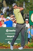 Martin Kaymer (GER) watches his tee shot on 10 during round 1 of The Players Championship, TPC Sawgrass, at Ponte Vedra, Florida, USA. 5/10/2018.<br /> Picture: Golffile | Ken Murray<br /> <br /> <br /> All photo usage must carry mandatory copyright credit (&copy; Golffile | Ken Murray)