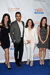 LOS ANGELES - DEC 6: Wilmer Valderrama, Sobeida Valderrama, sisters Stephanie, Marilyn at The Actors Fund's Looking Ahead Awards at the Taglyan Complex on December 6, 2015 in Los Angeles, California