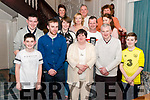 Patricia O'Connor from Firies celebrated her 50th birthday surrounded by friends and family in the Avenue Hotel, Killarney last Friday night.