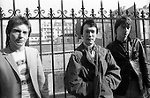 Feb 1979: THE JAM - Photosession in Paris France