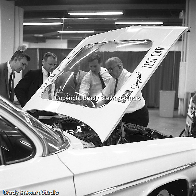 Atlantic Refining Companys Chevy Impala Test Car The Brady - Car show pittsburgh pa