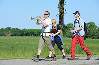 WANDELEN: FRYSLAN: 2014, Wandelelfstedentocht, ©foto Martin de Jong