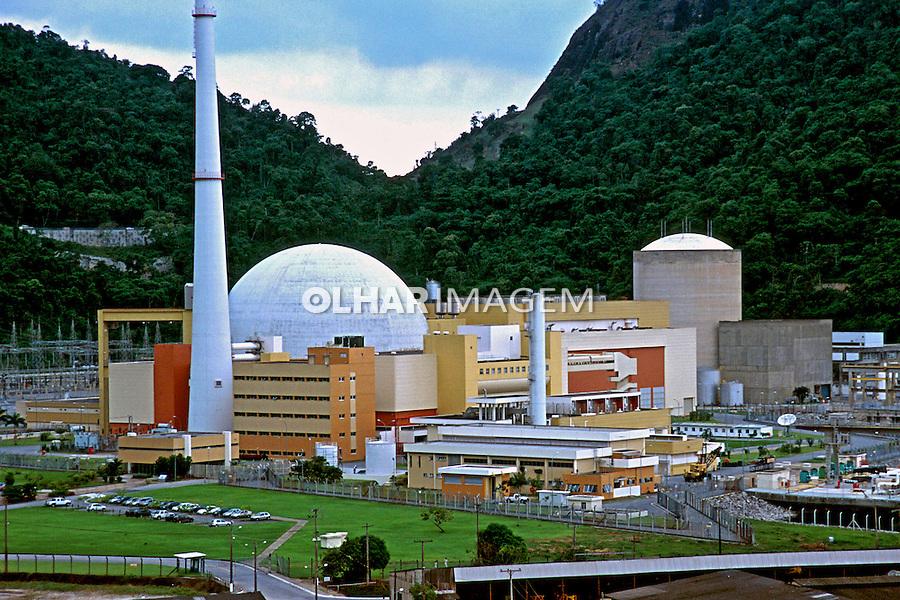Usina Nuclear de Angra dos Reis, Rio de Janeiro. 2003. Foto de Juca Martins.