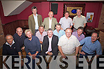 The Cahersiveen CBS Class of 1970 held their 40 year reunion in Frank's Corner Bar in Cahersiveen on Saturday night last 13 of the 23 made it back for the occasion pictured here front l-r; Eamon Martin, Mike O'Neill, Christy O'Connell, Sylvester Murphy, Declan Groarke, middle row l-r; Tom Murphy, Peadar Houlihan, Tom Quirke, Patrick Brennan, back l-r; Muiris Bric, Denis Fenton, Tom O'Connor & Leo Foran.