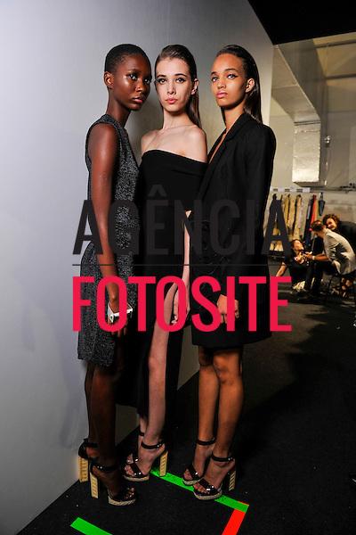 Animale<br /> <br /> S&atilde;o Paulo Fashion Week- Ver&atilde;o 2016<br /> Abril/2015<br /> <br /> foto: Gustavo Scatena / Ag&ecirc;ncia Fotosite