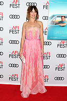 """LOS ANGELES - NOV 9:  Linda Cardellini at the AFI FEST 2018 - """"Green Book"""" at the TCL Chinese Theater IMAX on November 9, 2018 in Los Angeles, CA"""