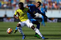 Futbol 2019 Sudamericano Sub 20 Brasil vs Colombia