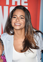 HOLLYWOOD, CA - NOVEMBER 05: Christina Milian attends the Premiere Of Disney's 'Ralph Breaks The Internet' at the El Capitan Theatre on November 5, 2018 in Los Angeles, California.<br /> CAP/ROT/TM<br /> &copy;TM/ROT/Capital Pictures