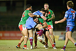 BRISBANE, AUSTRALIA - JULY 28:  during the Intrust Super Cup Round 20 match between Wynnum Manly Seagulls and Central Queensland Capras on July 28, 2018 in Brisbane, Australia. (Photo by Wynnum Manly Seagulls / Patrick Kearney)