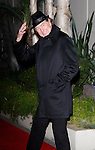 Eric Idle arrives as UK musician Ringo Starr was honored with the 2,401st Star on the Hollywood Walk of Fame in Los Angeles, California 08 February 2010. The former Beatle was joined by his wife Barbara Bach, Joe Walsh, Ben Harper and Don Was. This Monday evening ceremony also marked the 50th anniversary of groundbreaking on the sidewalk attraction. .Photo by Nina Prommer/Milestone Photo