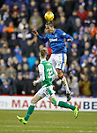 Bruno Alves clears the danger
