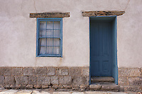 Blue Viga Door and Window - Arizona<br />