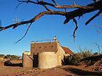 Kulala Desert lodge près du parc de Namib Naukluft parc Namibie. Afrique.Namibia; Africa