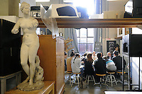 - Milano, Accademia di belle Arti di Brera, laboratorio di scenografia<br /> <br /> - Milan, the Brera Academy of Fine Arts, scenery workshop