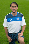 St Johnstone FC Photocall, 2015-16 Season....03.08.15<br /> Scott Williams, Physio<br /> Picture by Graeme Hart.<br /> Copyright Perthshire Picture Agency<br /> Tel: 01738 623350  Mobile: 07990 594431