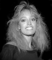 Susan Anton 1985<br /> Photo By Adam Scull/PHOTOlink.net