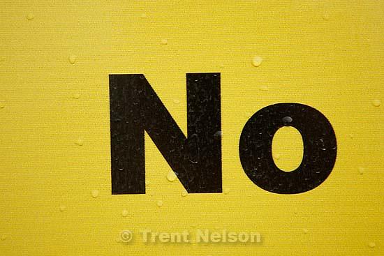 No signs. 6.28.2005<br />