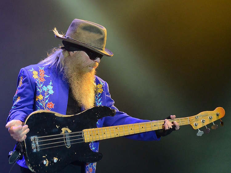 """ZZ Top performing in Cork as part of the """"Live at the Marquee' series of concerts. Photo:Colin Bell/pressphotos.ie"""