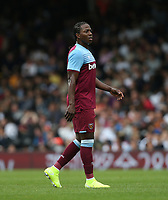 West Ham United's Carlos Sanchez<br /> <br /> Photographer Rob Newell/CameraSport<br /> <br /> Football Pre-Season Friendly - Fulham v West Ham United - Saturday July 27th 2019 - Craven Cottage - London<br /> <br /> World Copyright © 2019 CameraSport. All rights reserved. 43 Linden Ave. Countesthorpe. Leicester. England. LE8 5PG - Tel: +44 (0) 116 277 4147 - admin@camerasport.com - www.camerasport.com