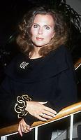 Ann Reinking 1988, Photo By Michael Ferguson/PHOTOlink