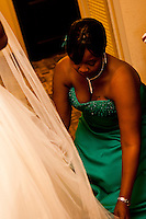 The wedding of Jamie Newton and Orlando Knight in Columbia, South Carolina at River Front Park
