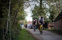 Toon Aerts (BEL/Telenet Fidea Lions)<br /> <br /> Elite Men's race<br /> Koppenbergcross / Belgium 2017
