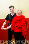 Ballymac GAA Club are holding a Strictly Love Dancing Event on Saturday 13th February 2016 in Ballygarry House Hotel at 8.00pm Pictured Sheila Racily and Kieran Boyle
