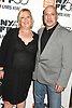 Patricia Simonson and brother Peter Jarvis  Nephew and Niece of Bill Cunningham, attend &quot;The Times of Bill Cunningham&quot;  World Premiere on October 11, 2018 at the 56th New York Film Festival in New York City, New York, USA.<br /> <br /> photo by Robin Platzer/Twin Images<br />  <br /> phone number 212-935-0770
