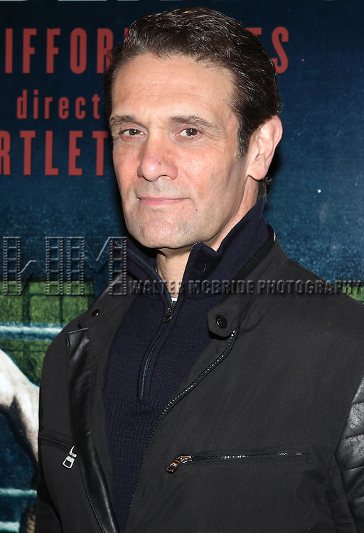 Anthony Crivello attending the Meet & Greet for the Lincoln Center Theater's 75th Anniversary Production of 'Golden Boy' at their Rehearsal Studios on 10/25/2012 in New York.