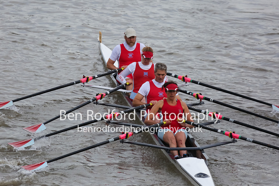 Crew: 196  Wallingford  MxE 4x<br /> <br /> Veteran Fours Head 2018<br /> <br /> To purchase this photo, or to see pricing information for Prints and Downloads, click the blue 'Add to Cart' button at the top-right of the page.