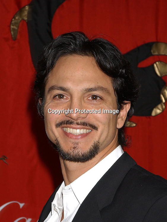 BENJAMIN BRATT                      . ARRIVING AT THE .CARTIER MANSION FOR THE LAUNCH OF LE BAISER du .DRAGON ON MAY 6,2003..PHOTO BY ROBIN PLATZER,TWIN IMAGES