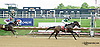 Quinby Pete winning at Delaware Park racetrack on 6/26/14