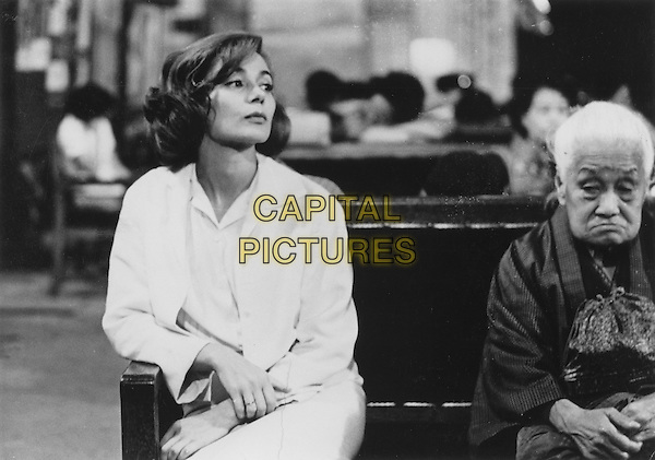 Emmanuelle Riva<br /> in Hiroshima Mon Amour (1959) <br /> *Filmstill - Editorial Use Only*<br /> CAP/FB<br /> Image supplied by Capital Pictures