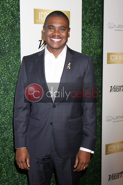 Courtney Armstrong<br /> at the ICON Mann Power Dinner Party, Mr C Beverly Hills, Beverly Hills, CA 02-18-15<br /> David Edwards/DailyCeleb.com 818-249-4998