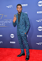 LOS ANGELES, USA. June 07, 2019: Chadwick Boseman at the AFI Life Achievement Award Gala.<br /> Picture: Paul Smith/Featureflash