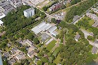 Deutschland, Schleswig-Holstein, Glinde, Moellner Landstrasse, Gaertnerei,
