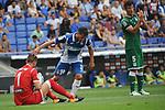 League Santander 2017-2018 - Game: 2<br /> RCD Espanyol vs CD Leganes: 0-1.<br /> Cuellar &amp; Pablo Piatti.