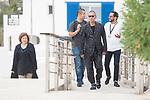 Japanese director Takashi Miike pose to media at Sitges Film Festival in Barcelona, Spain October 14, 2017. (ALTERPHOTOS/Borja B.Hojas)