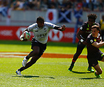 Apenisa Cakaubalavu, Day1 at Paris Sevens, Stade Jean Bouin during HSBC World Rugby Sevens Series, Paris Sevens 2019 - Photo Martin Seras Lima