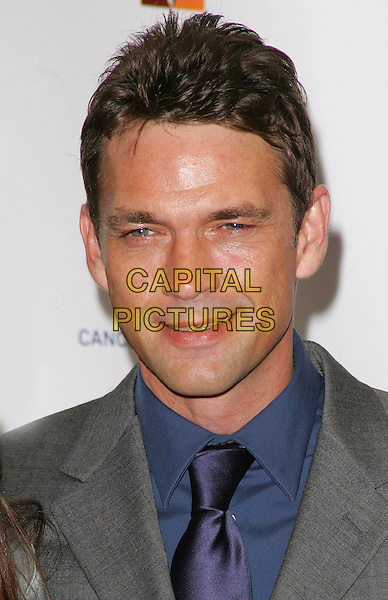 DOUGRAY SCOTT .At the Emeralds and Ivy Ball in aid of Cancer Research UK..Old Billingsgate Market, London, England, .November 30th 2007..portrait headshot.CAP/ROS.©Steve Ross/Capital Pictures