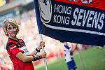 March Past and Village People event as part of the Cathay Pacific / HSBC Hong Kong Sevens at the Hong Kong Stadium on 28 March 2015 in Hong Kong, China. Photo by Manu Bruque / Power Sport Images