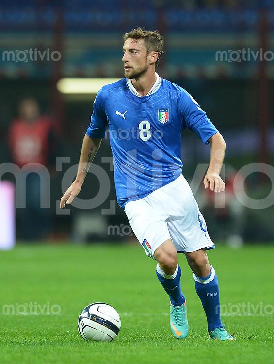 Fussball International  WM Qualifikation 2014   Italien - Daenemark                16.10.2012 Claudio Marchisio (Italien)