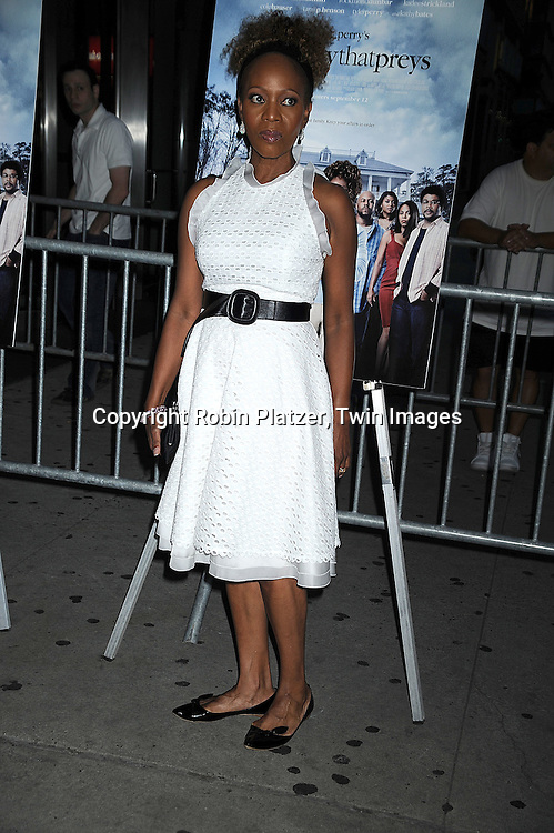 """Alfre Woodard ..arriving at The Special Screening of """"Tyler Perry's The Family That Preys"""" on September 8, 2008 at The AMC Loews Lincoln Center in New York City. ....Robin Platzer, Twin Images"""